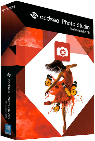 ACDSee Photo Studio Professional 2018 11.1.861 (2017) PC | RePack by KpoJIuK