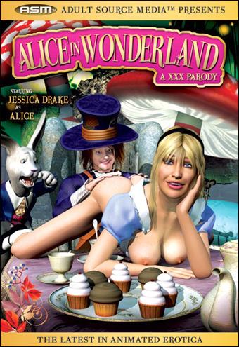 Алиса в стране чудес: XXX  Пародия / Alice in Wonderland - A XXX Parody (2011) DVDRip |