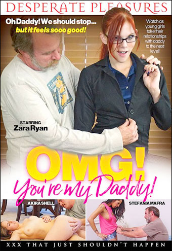 О, мой Бог! Ты мой папа / Omg! You're My Daddy (2017) DVDRip |
