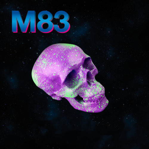 M83 - Discography (2001-2017)