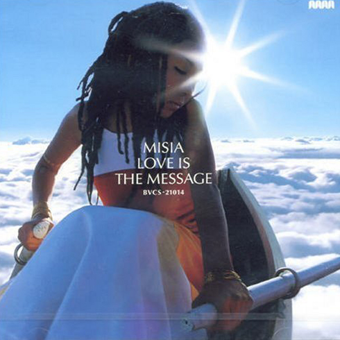 20170913.0900.2 MISIA - Love is the message (2000) (FLAC) cover.jpg