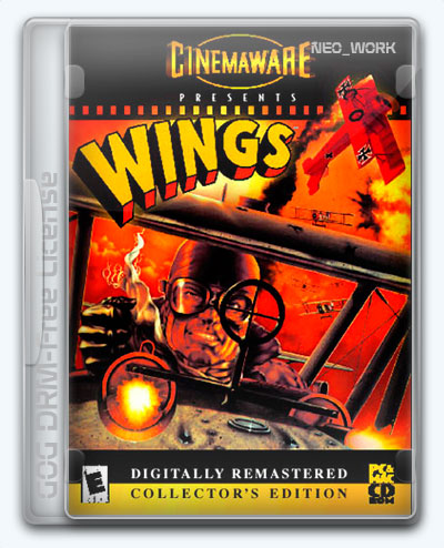 Wings!™ Remastered Edition (2014) [Ru/Multi] (1.0) License GOG