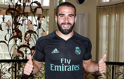 """Официально: Карвахаль продлил контракт с """"Мадридом"""" до 2022 года"""