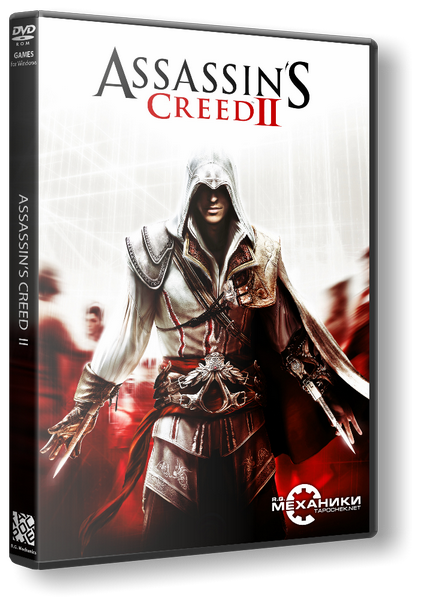 Assassin's Creed - Anthology (2008-2017) PC | RiP, Repack от R.G. Catalyst
