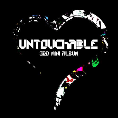 20170921.1618.34 Untouchable - 3rd Mini Album cover.jpg