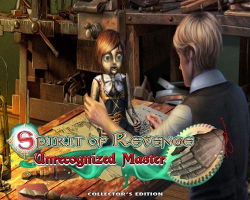 Spirit of Revenge 6: Unrecognized Master Collector's Edition 2017 (Final)