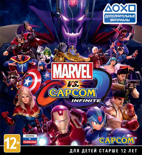Marvel vs. Capcom: Infinite (Capcom) (RUS|ENG|Multi14) [L]