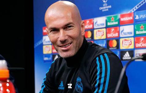 """Зидан: """"Мы никогда не выигрывали в Дортмунде, предстоящий матч - вызов для нас"""""""