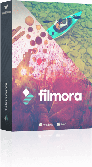 Wondershare Filmora 8.5.1.4 (x64) Multi