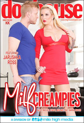 Кончая в мамочек / MILF Creampies (2016) WEBRip 720p |