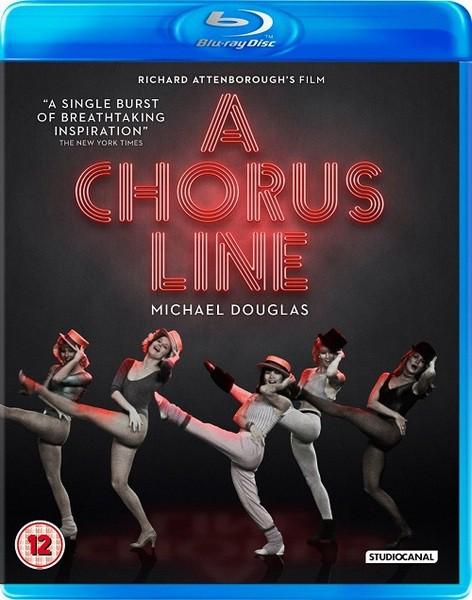 Кордебалет / A Chorus Line (Ричард Аттенборо / Richard Attenborough) [1985, США, мюзикл, драма, музыка, BDRip] Dub (СССР) + Original Eng