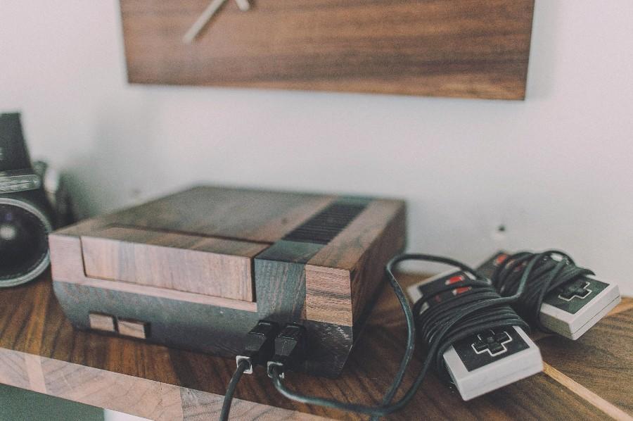 Моддинг NES