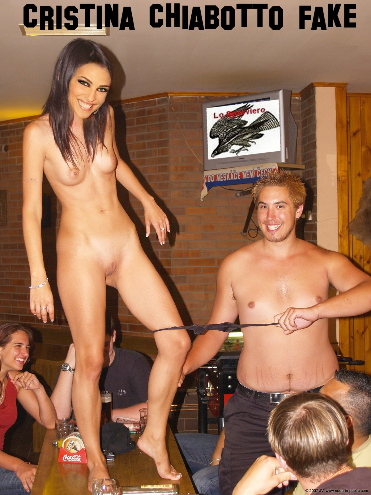 Публике на фото голые пьяные