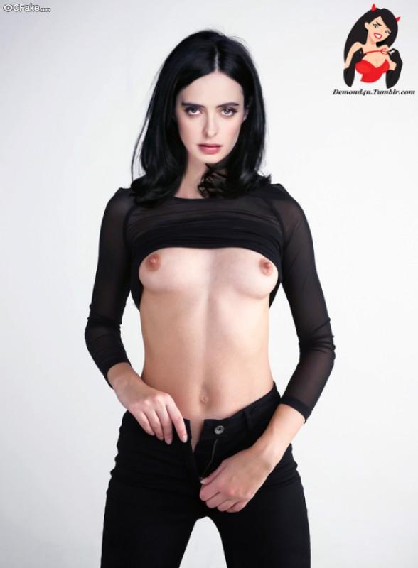 Jessica jones nude — img 12