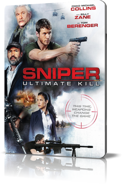 Снайпер: Идеальное убийство / Sniper: Ultimate Kill (2017) BDRip-AVC от New-Team | Лицензия