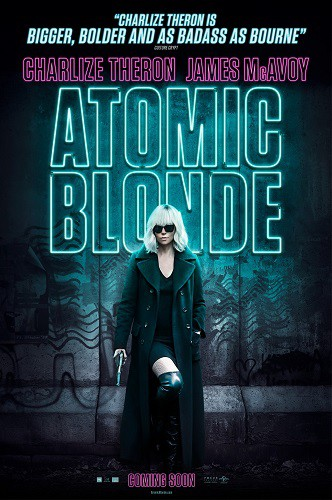 Atomic Blonde 2017 1080p HC HDRip X264 AC3-EVO