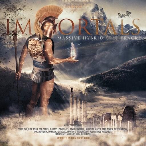 Atom Music Audio - Immortals: Massive Hybrid Epic Tracks (2017) [MP3|320 Kbps] <Soundtrack, Instrumental, Epic Orchestral>