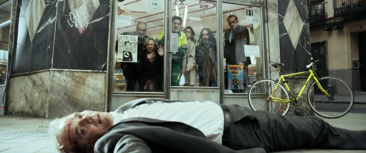 Дикая история / El bar (2017) BDRip 720p