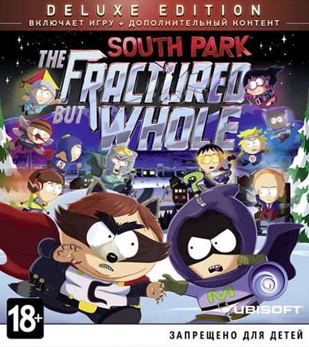 South Park: The Fractured But Whole - Gold Edition (2017) PC | Repack
