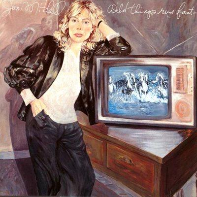 Joni Mitchell - Wild Things Run Fast (1982) MP3