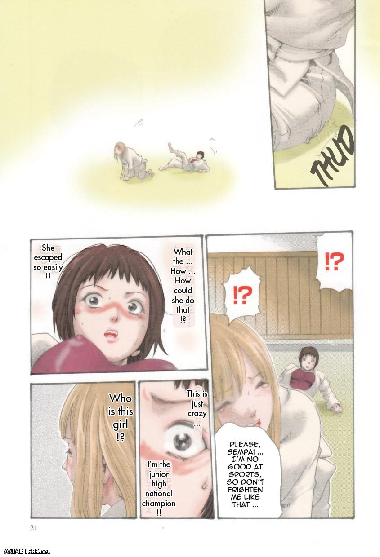 HARUKI / NIRVANA - Сборник хентай манги [Cen] [RUS,ENG,JAP] Manga Hentai