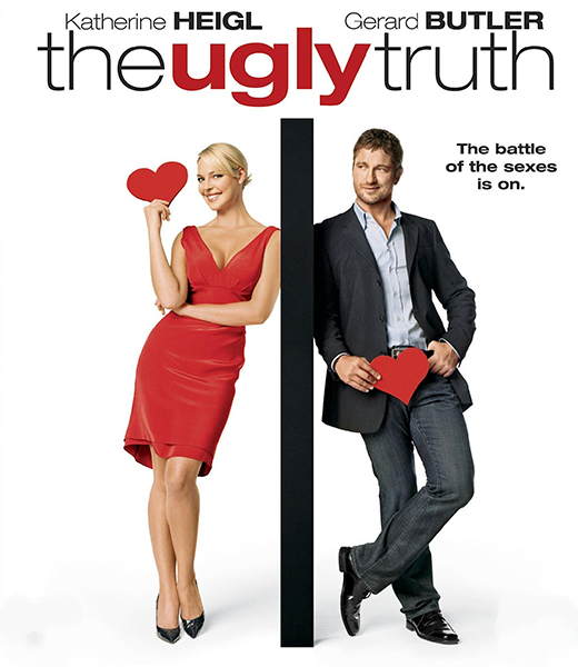 Голая правда / The Ugly Truth (2009) WEB-DLRip-AVC | D | Open Matte