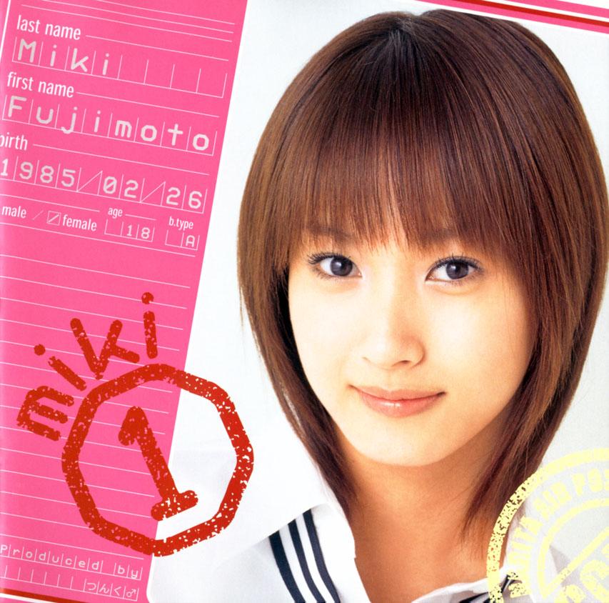 20171024.0618.08 Miki Fujimoto - Miki 1 (2003) cover.jpg