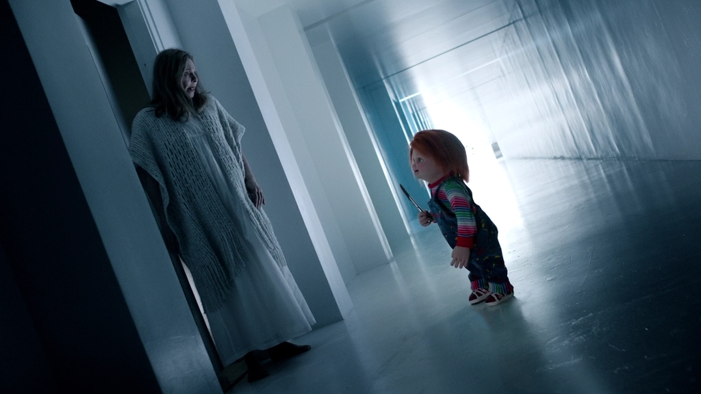 Культ Чаки / Cult of Chucky (2017) BDRip-AVC | Расширенная версия