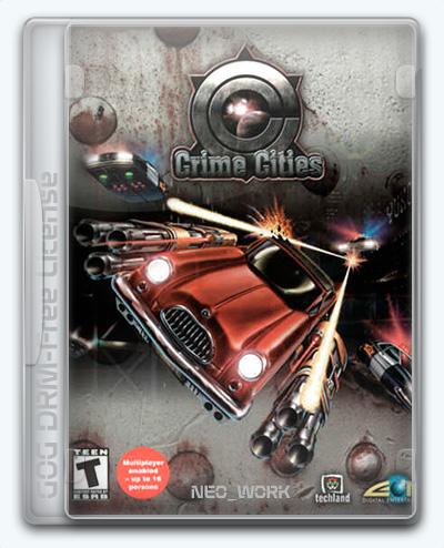 Crime Cities (2000) [En/Pl] (1.0) License GOG