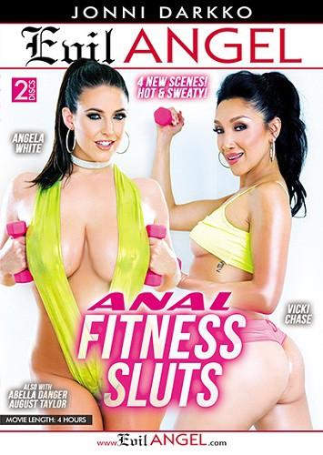 Анальные Фитнес Шлюшки / Anal Fitness Sluts (2017) WEB-DL |