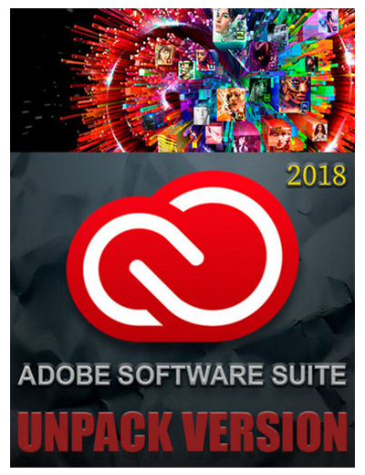 Adobe Software Suite 2018 [Unpack Version] Portable by Azbukasofta (x86-x64) (2017) [Multi/Rus]