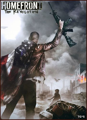 Homefront: The Revolution - Freedom Fighter Bundle [v 1.0781467(dcb0)] (2016) PC