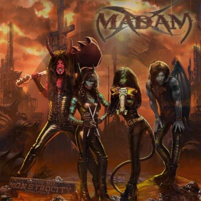 Madam X - Monstrocity (2017) MP3