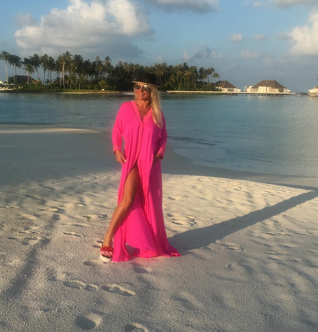 Фото ирины салтыковой на пляже