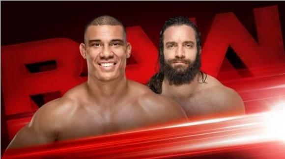 Матч Джейсона Джордана и Илайаса назначен на RAW