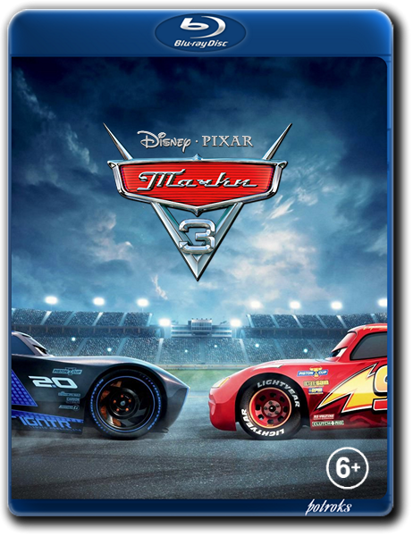 Тачки 3 / Cars 3 (2017) BDRip-AVC от HELLYWOOD | iTunes