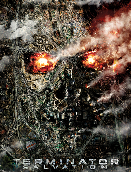 Терминатор: Да придёт спаситель / Terminator Salvation (2009) WEB-DL 1080p   Theatrical Cut   Open Matte   D, A