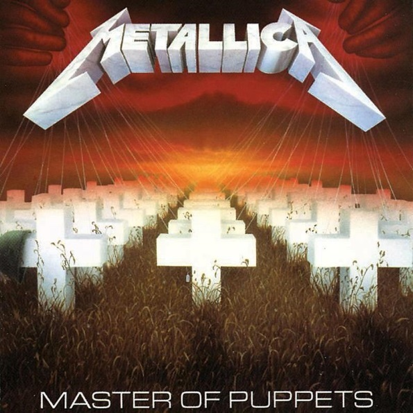 Metallica - Master of Puppets [Remastered] (1986/2017) FLAC