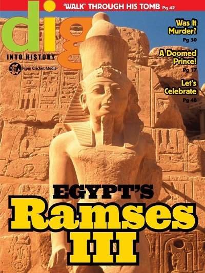 Журнал   Dig Into History Magazine [English] №7 (2017) [PDF] [En]