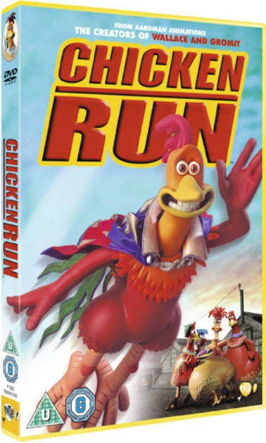 Побег из курятника / Chicken Run (2000) BDRip [H.265/1080p] [10-bit]