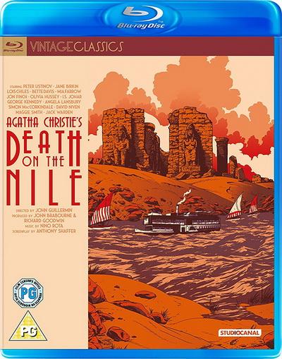 Смерть на Ниле / Death on the Nile (1978) BDRip 1080p   D, P, P2