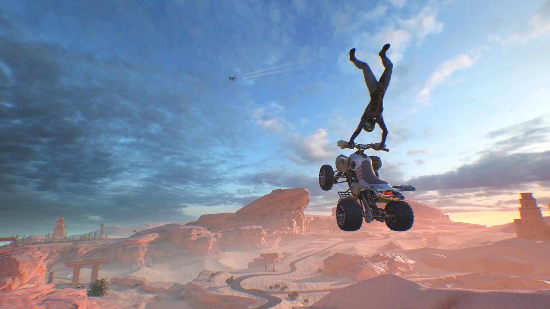 ATV Drift and Tricks (2017) PC   Лицензия