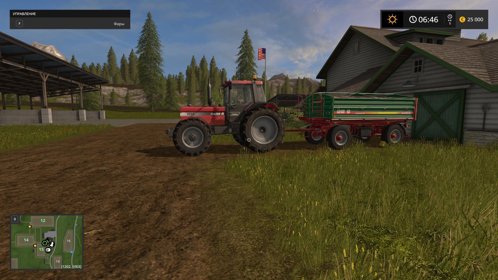 Farming Simulator 17: Platinum Edition [v 1.5.1 + 5 DLC] (2016) PC | RePack от xatab