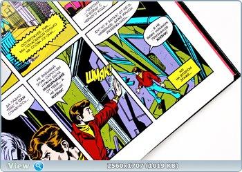 Marvel Официальная коллекция комиксов №100 -  Жизнь и смерть Капитана Марвела. Книга 1