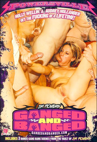 Трахнутые всей бандой / Ganged And Banged (2008) DVDRip |
