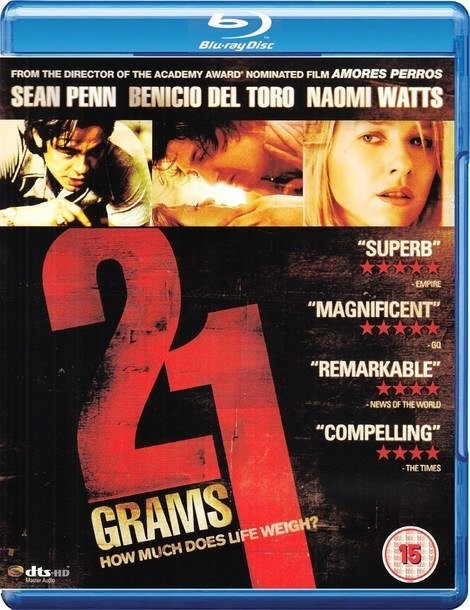 21 грамм / 21 Grams (2003) BDRip [H.265/1080p] [10-bit]