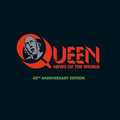 Queen - News Of The World [40th Anniversary Super Deluxe Edition] (2017) MP3