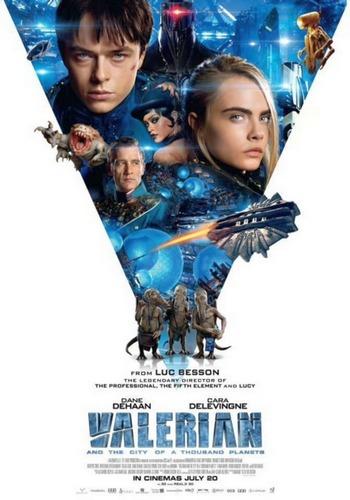 Валериан и город тысячи планет / Valerian and the City of a Thousand Planets (2017) BDRip 3D [H.264/1080p] [Вертикальная анаморфная стереопара]   DUB