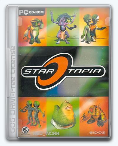 Startopia (2001) [En] (1.00) License GOG
