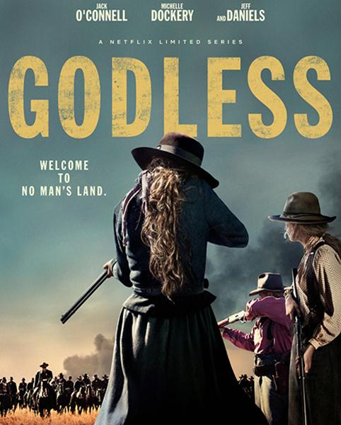 Забытые Богом / Godless [S01] (2017) WEBRip 2160p | LostFilm, NewStudio